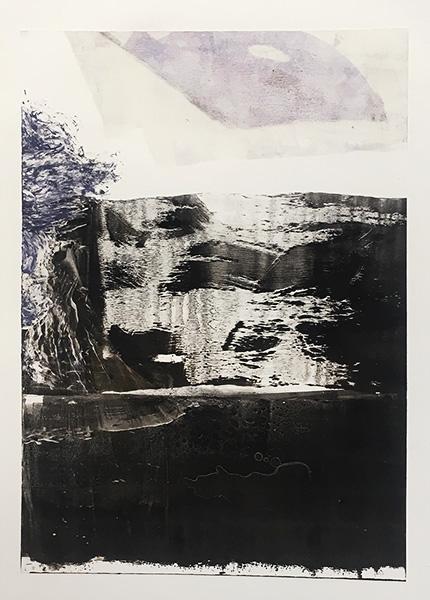 Monotype on paper, 41x29, 2019